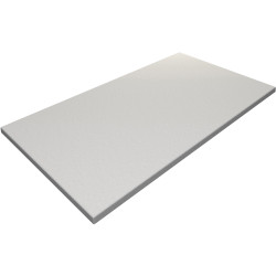 Rectangle Table Top Only For Indoor or Outdoor Use Size 1200Wx800Dmm Stratos Finish