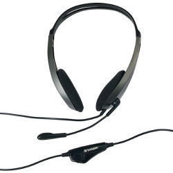 Verbatim Headset With Microphone