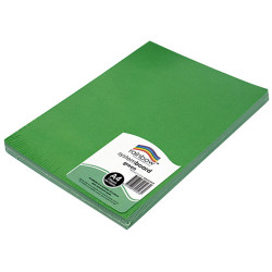 Rainbow System Board A4 150gsm Green Pack of 100