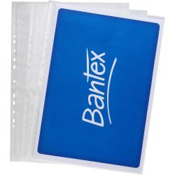 Bantex Heavy Duty Sheet Protectors A3 Portrait Clear Pack of 25