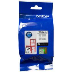 Brother LC3319XLBK Ink Cartridge High Yield Black