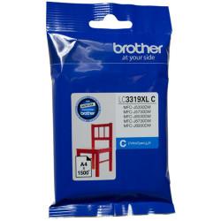 Brother LC3319XLC Ink Cartridge High Yield Cyan