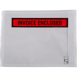 Cumberland Packaging Envelopes Invoice Enclosed Box Of 1000