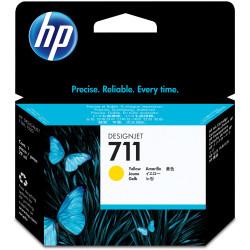 HP CZ132A 711 Ink Cartridge 29ml Yellow