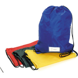 EC GYM BAG 330x440mm Red
