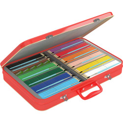Faber-Castell Watercolour Pencils Wood Case Assorted Class Pack of 300