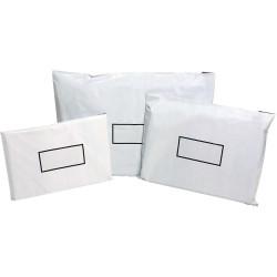 Italplast Courier Bag 5Kg 375X550mm White Pack of 50