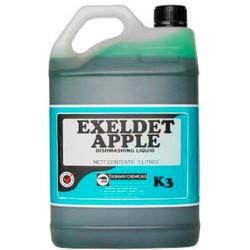 Tasman Dishwashing Detergent 5 Litres Apple