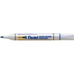 PENTEL WHITEBOARD MARKER MW85A Bullet Point Blue