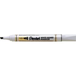 PENTEL WHITEBOARD MARKER MW86A Chisel Point Black