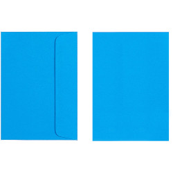 Quill Envelope C6 80gsm Marine Blue Pack of 25