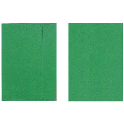 Quill Envelope C6 80gsm Emerald Pack of 25