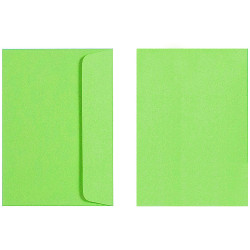 Quill Envelope C6 80gsm Lime Pack of 25