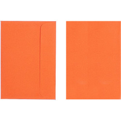 Quill Envelope C6 80gsm Orange Pack of 25
