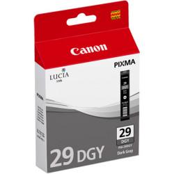 Canon PGI29DGY Ink Cartridge Dark Grey