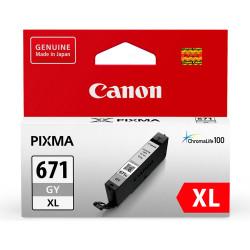 Canon CLI671XL Ink Cartridge High Yield Grey