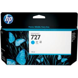HP B3P19A - 727 Ink Cartridge Cyan
