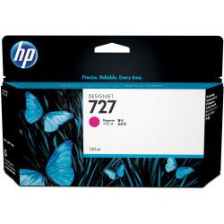 HP B3P20A - 727 Ink Cartridge Magenta
