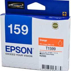 Epson C13T159990 - 1599 Ink Cartridge Orange
