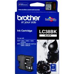 Brother LC38BK Ink Cartridge Black