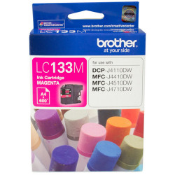 Brother LC133M Ink Cartridge Magenta