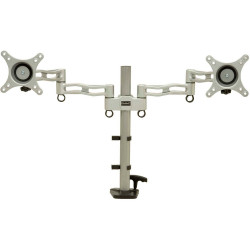 DAC MONITOR ARM MP200 Height Adjustable Dual Articulating