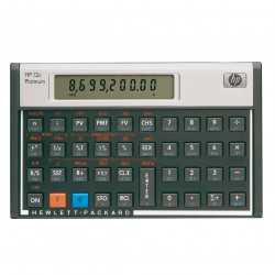 HP FINANCIAL CALCULATOR 12C Platinum