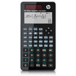 HP 300S SCIENTIFIC CALCULATOR F2240AA 170mm x 81mm x 17mm