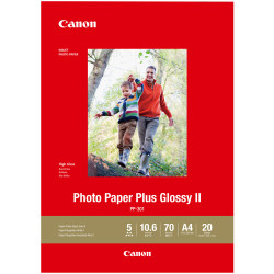 Canon Pp301 A4 265Gsm Glossy Photo Paper Pack of 20