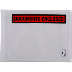Cumberland OL200DE Packaging Envelope 155x115mm Document Enclosed Box Of 1000