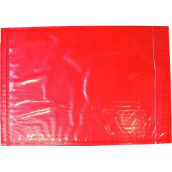 Cumberland OL300P Packaging Envelope 155x115mm Self Adhesive Plain Red Box Of 1000