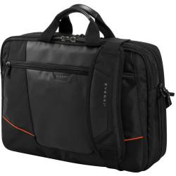 Everki 16 Inch Flight Briefcase Checkpoint Friendly Black