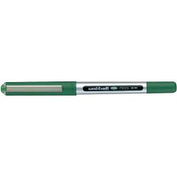 Uni-Ball UB150 Eye Rollerball Pen Micro 0.5mm Green Pack of 12