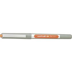 Uni-Ball UB157 Eye Rollerball Pen Fine 0.7mm Orange Pack of 12