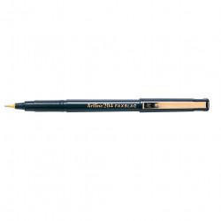 Artline 204 Fineliner Pen Faxblac 0.4mm Black
