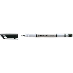 Stabilo 189 Sensor Fineliner Fine 0.3mm Black