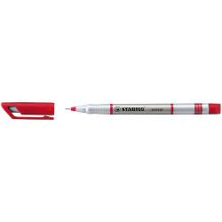 Stabilo 189 Sensor Fineliner Fine 0.3mm Red
