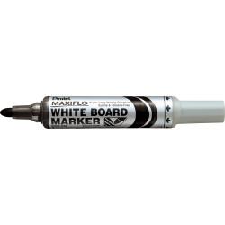 PENTEL Whiteboard Marker Maxiflo MWL5 Bullet Black