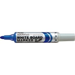 PENTEL Whiteboard Marker Maxiflo MWL5 Bullet Blue