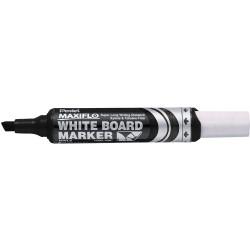 PENTEL Whiteboard Marker Maxiflo MWL6 Chisel Black