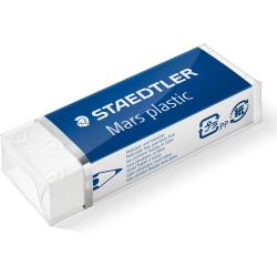 Staedtler Mars Plastic Eraser 65x23x13mm Large Paper & Film