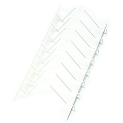 Avery Lateral Filing Rack 900x390mm White