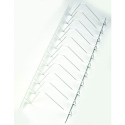 Avery Lateral Filing Rack 1200x390mm White