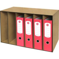 Marbig Storage System Stor-A-File 560x290x378mm Grey