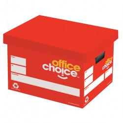 OFFICE CHOICE ARCHIVE BOX L400mm x W305mm x H260mm