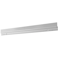 Deflecto Interlocking Tilt Bin Mounting Bar/Rail 560mm Length