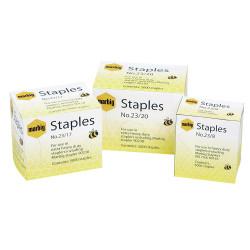 Marbig Staples Heavy Duty 23/20 Box Of 5000