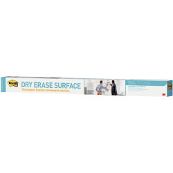 Post-it Super Sticky Dry Erase Surface 1800x1200mm Roll