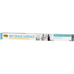 Post-it Super Sticky Dry Erase Surface 2400x1200mm Roll