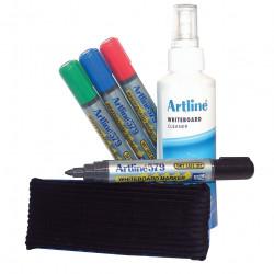 Artline Whiteboard Starter Kit
